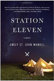 REVIEW:  Station Eleven by Emily St. John Mandel