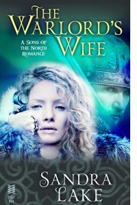 REVIEW:  The Warlord's Wife by Sandra Lake