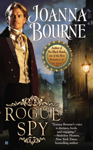 REVIEW:  Rogue Spy by Joanna Bourne