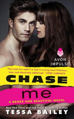 REVIEW:  Chase Me by Tessa Bailey