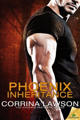 REVIEW:  The Phoenix Inheritance by Corrina Lawson
