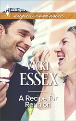 REVIEW:  A Recipe for Reunion by Vicki Essex