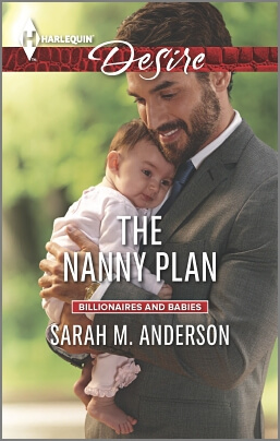 REVIEW:  The Nanny Plan by Sarah M. Anderson