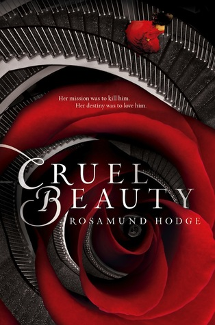 GUEST REVIEW:  Cruel Beauty by Rosamund Hodge