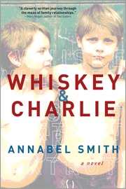 REVIEW:  Whiskey and Charlie by Annabel Smith