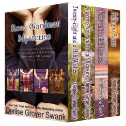 Rose Gardner Mystery Box Set #1 Denise Grover Swank