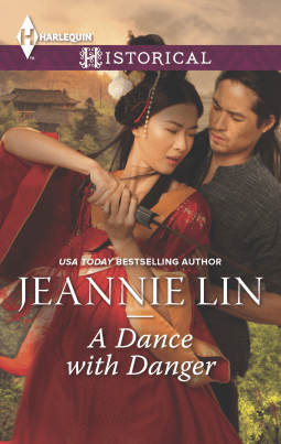 REVIEW:  A Dance with Danger by Jeannie Lin