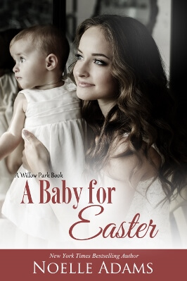 REVIEW:  A Baby for Easter by Noelle Adams