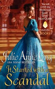 REVIEW:  It Started with a Scandal by Julie Anne Long