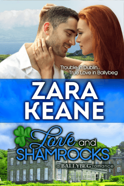 REVIEW:  Love and Shamrocks by Zara Keane