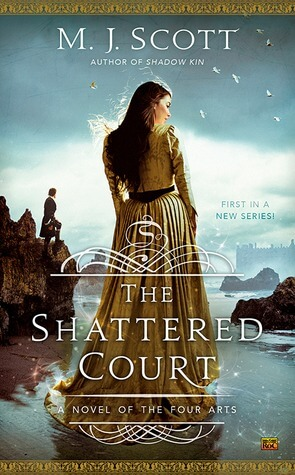 REVIEW:  The Shattered Court by MJ Scott
