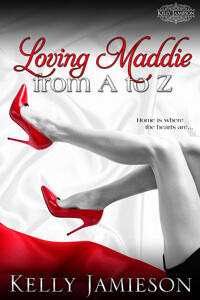 REVIEW:  Loving Maddie from A to Z by Kelly Jamieson