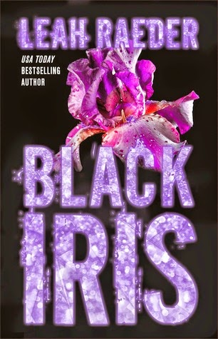 REVIEW:  Black Iris by Leah Raeder