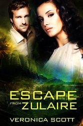 REVIEW:  Escape from Zulaire by Veronica Scott