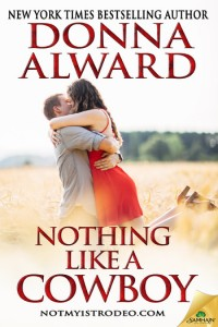 REVIEW:  Nothing Like a Cowboy by Donna Alward