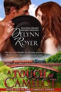 REVIEW:  A Touch of Camelot by Delynn Royer