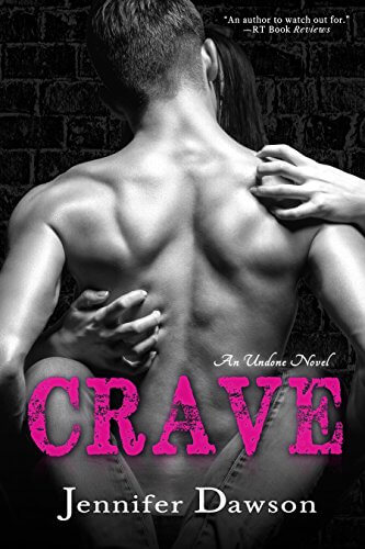 REVIEW:  Crave by Jennifer Dawson