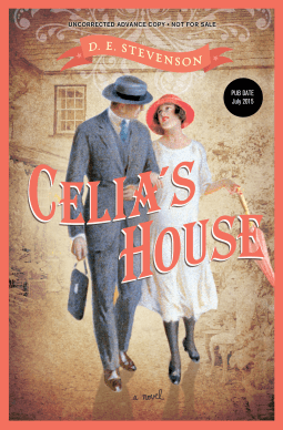 REVIEW:  Celia's House by D.E. Stevenson