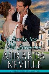 REVIEW:  Lords for All Seasons by Miranda Neville