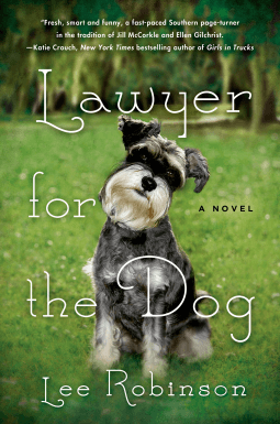 REVIEW:  Lawyer for the Dog by Lee Robinson