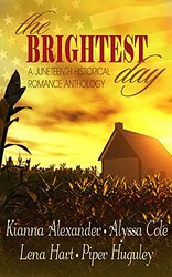 REVIEW:  The Brightest Day: A Juneteenth Historical Romance Anthology