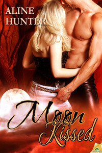 REVIEW:  Moon Kissed by Aline Hunter
