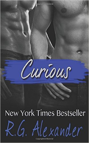 REVIEW:  Curious (The Finn Factor) (volume 1) by R.G.Alexander