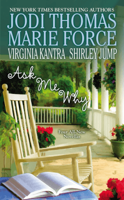 REVIEW:  Ask Me Why Anthology