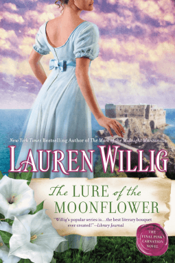REVIEW:  The Lure of the Moonflower by Lauren Willig