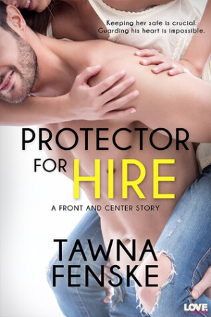 REVIEW:  Protector For Hire by Tawna Fenske