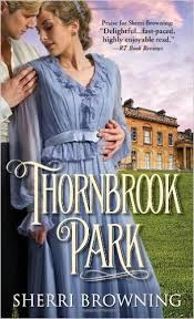 REVIEW:  Thornbrook Park by Sherri Browning