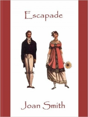 REVIEW:  Escapade by Joan Smith