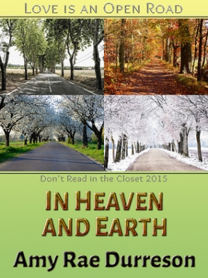 REVIEW:  In Heaven and Earth by Amy Rae Durreson