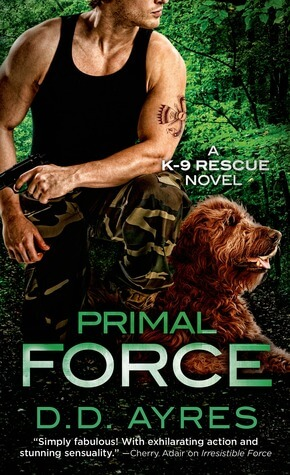 REVIEW:  Primal Force by DD Ayres