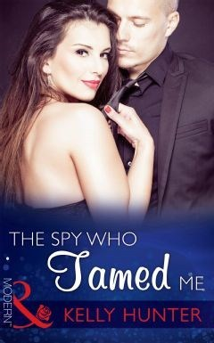 REVIEW:  The Spy Who Tamed Me by Kelly Hunter