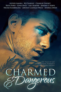REVIEW:  Charmed and Dangerous anthology by Jordan Castillo Price (editor)