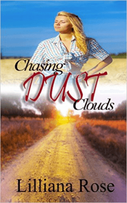 REVIEW:  Chasing Dust Clouds by Lilliana Rose
