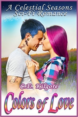 REVIEW:  Colors of Love by C.E. Kilgore