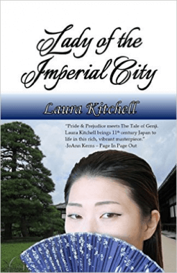 REVIEW:  Lady of the Imperial City by Laura Kitchell