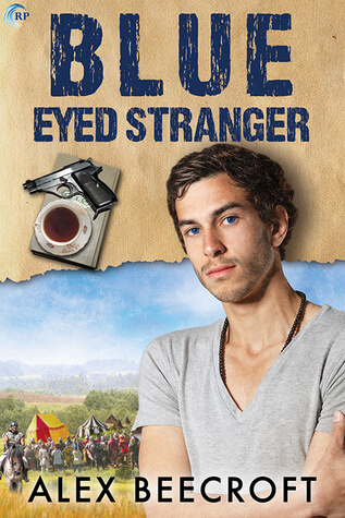 REVIEW:  Blue Eyed Stranger (Trowchester Blues #2) by Alex Beecroft