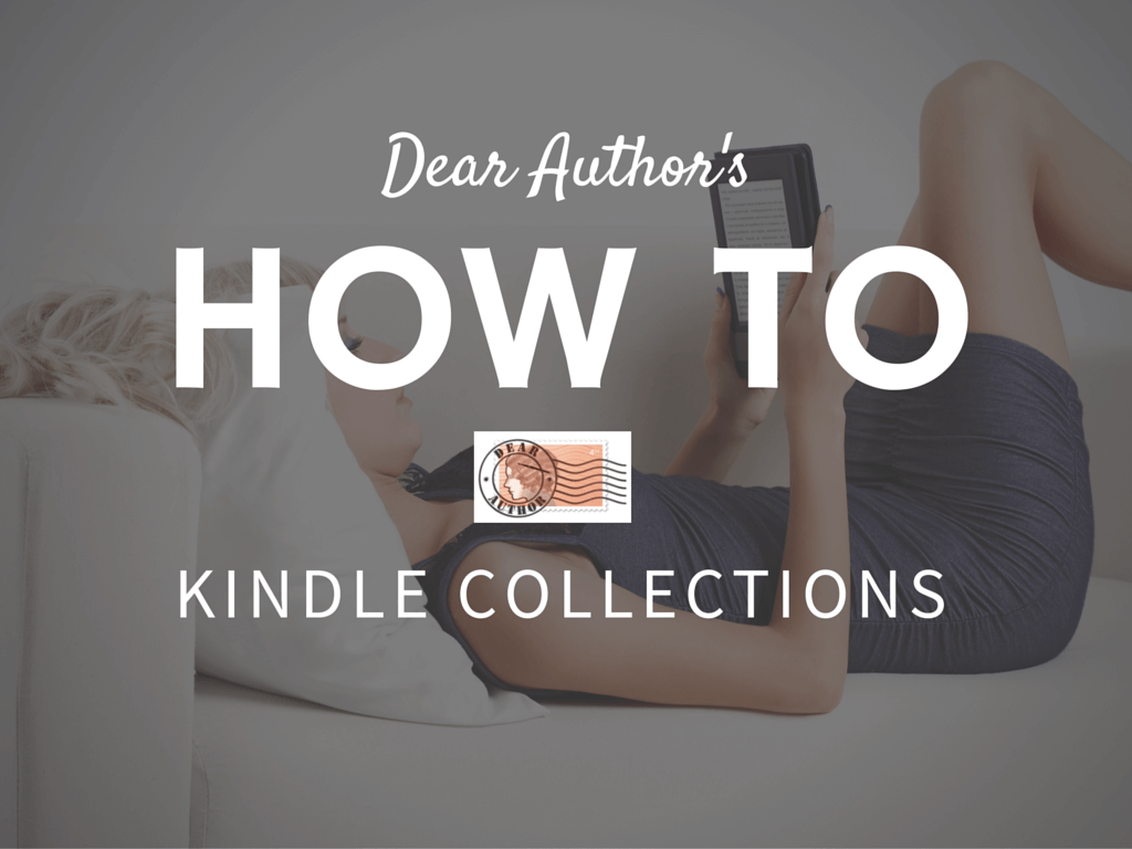Calibre + Kindle Collections