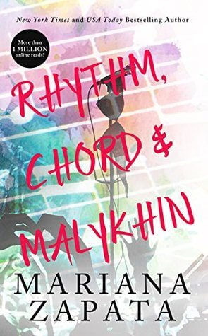 REVIEW:  Rhythm, Chord & Malykhin by Marianna Zapata