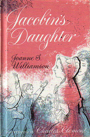 REVIEW:  Jacobin's Daughter by Joanne Williamson