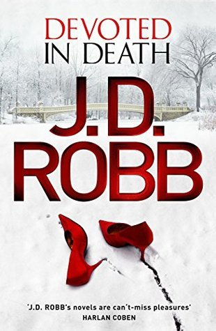 REVIEW:  Devoted in Death by JD Robb