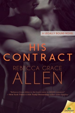 REVIEW:  His Contract by Rebecca Grace Allen