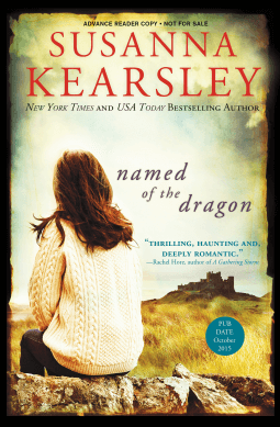 REVIEW:  Named of the Dragon by Susanna Kearsley