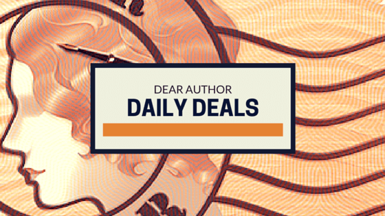 DAILY DEALS: Unusual historical, an Epicurious cookbook, a popular YA, and romantic suspense