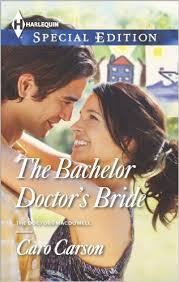REVIEW:  The Bachelor Doctor's Bride by Caro Carson