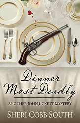 REVIEW:  Dinner Most Deadly by Sheri Cobb South