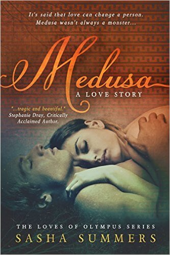 REVIEW:  Medusa, A Love Story by Sasha Summers